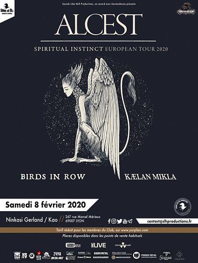 ALCEST [Lyon - 69] > 08-02-2020