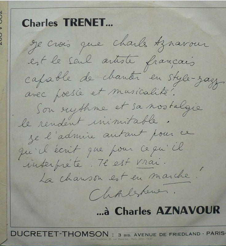 Charles Aznavour 1924 - 2018 94lVR