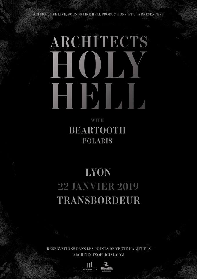 ARCHITECTS [Lyon - 69] > 22-01-2019