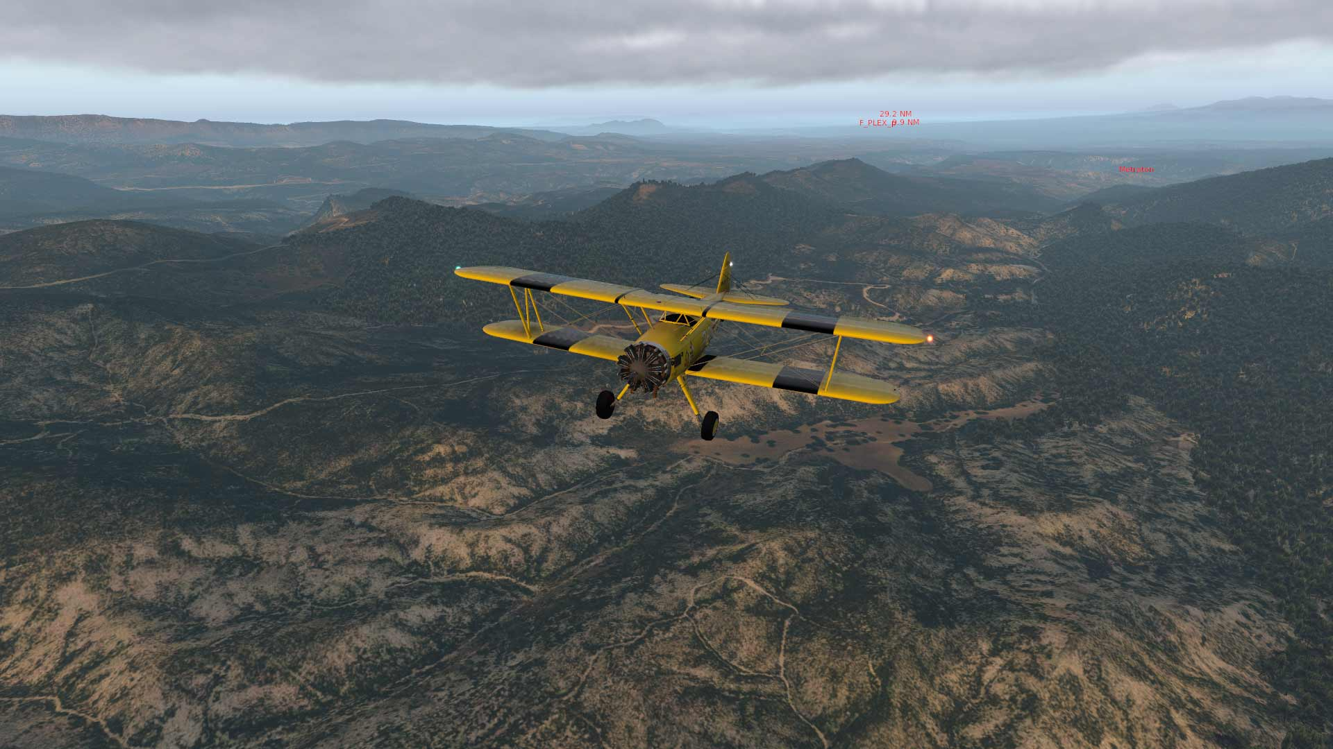 FSX-France Air Vintage Etape 7 99PWg