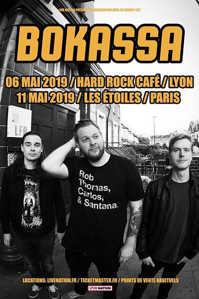 BOKASSA [Lyon - 69] > 06-05-2019