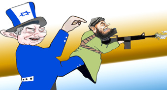 Why is Daesh not attacking Israel?
