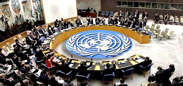 دور وفاعلية مجلس الأمن التابع للأمم المتحدة في ظل تنافس القوى الدولية : دراسة تحليلية
