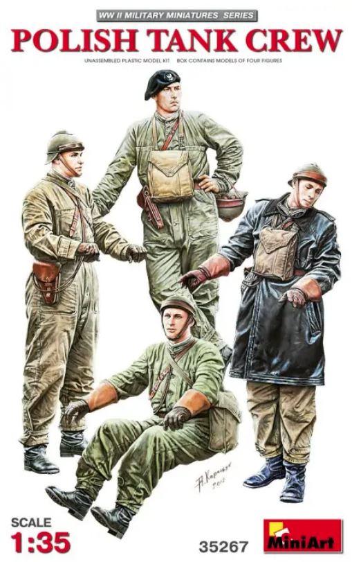 Tankette polonaise TKS [IBG 1/35] 9Re2Y