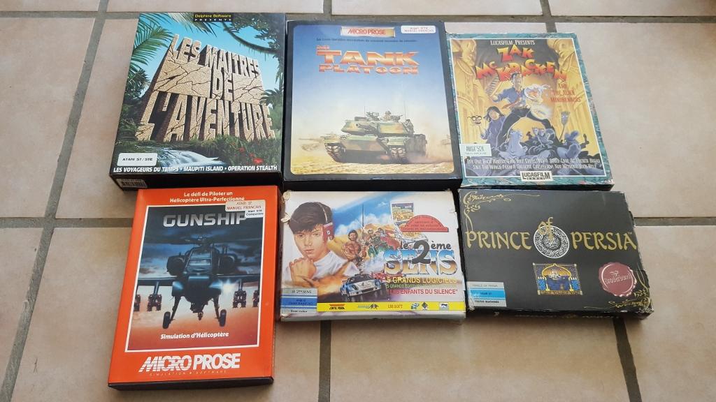 Vente ordinateurs et jeux Atari, Amiga, Amstrad et PC MAJ 20/01 9aDyg