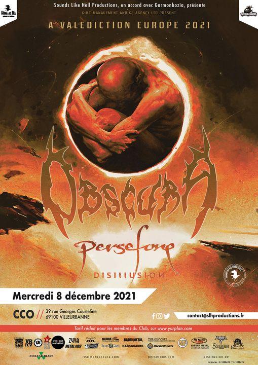 OBSCURA [Lyon - 69] > 08-12-2021