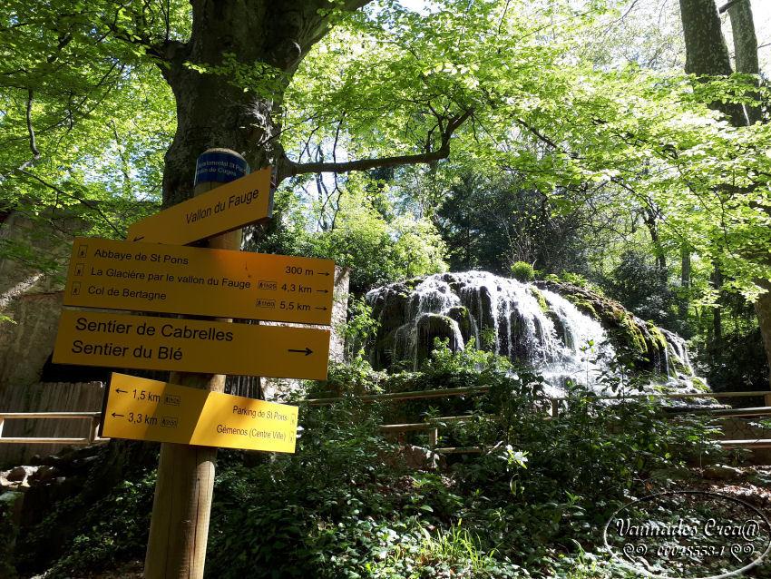 """La Vallée de St Pons """" La Vallée Rose """" à Gemenos Bouches du Rhône ♥♥♥ 9p0vY"""