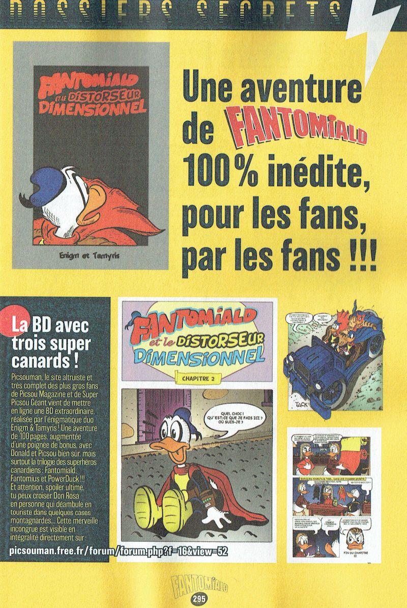 """La saga du Distorseur Dimensionnel: """"Fantomiald et les rivaux du chaos"""" - Page 5 9pDrg"""