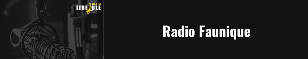 Radio'Faunique