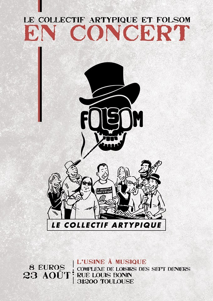 CONCOURS CONCERT : FOLSOM