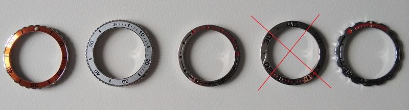 [VDS] Montres russes + bezel + bracelets edit du 15/06 AKv4a