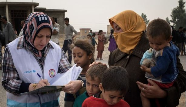 حماية العاملين في المجال الإنساني في مناطق النزاع: دراسة حالة سوريا