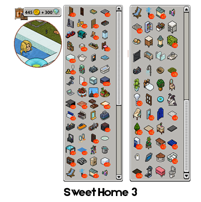 News Habbo - Pack Sweet Home AaoG7