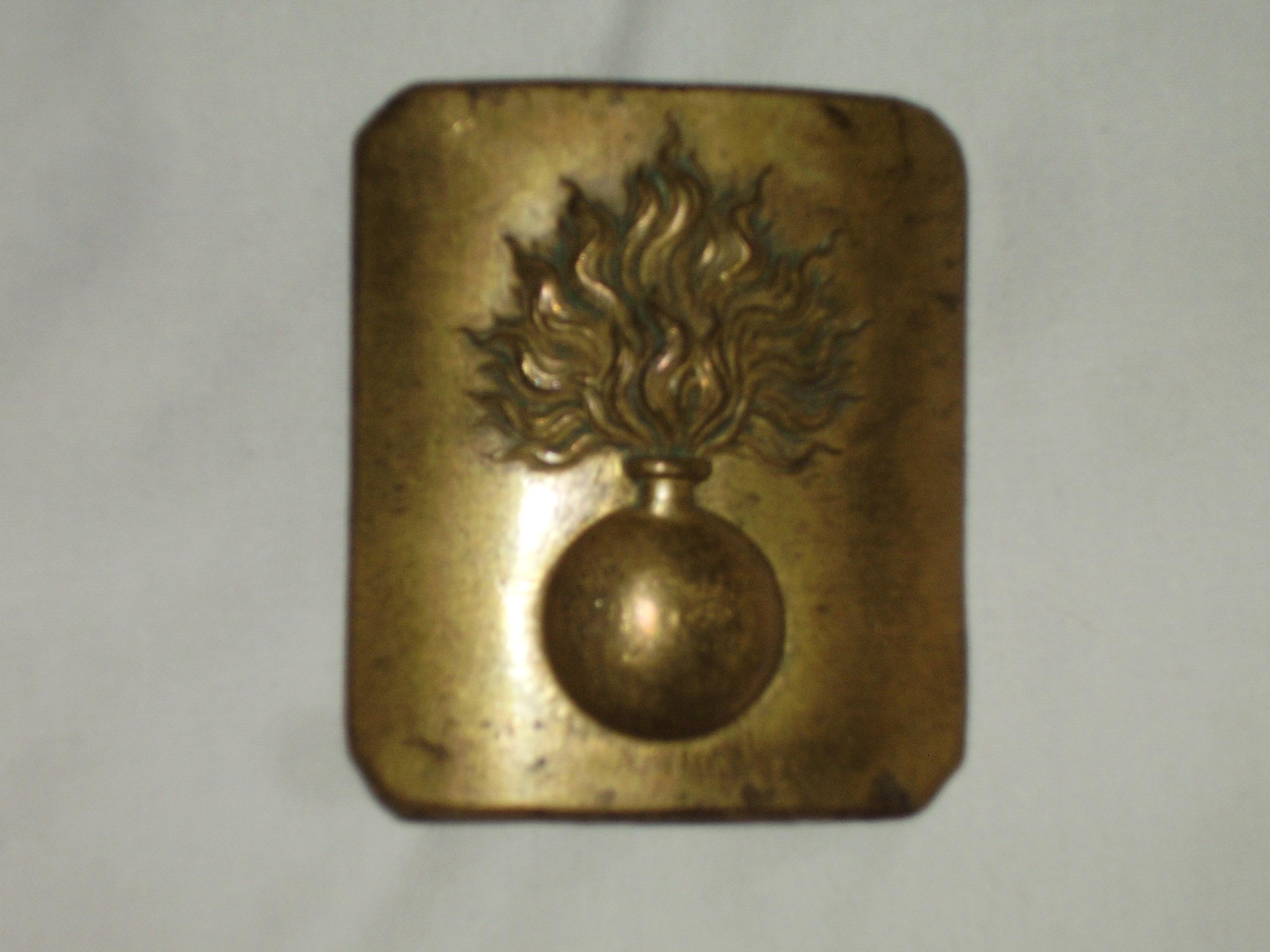 Identification plaque ceinturon Second Empire, 3ème République, quel modèle ? Ae077