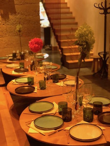 location restaurant paris