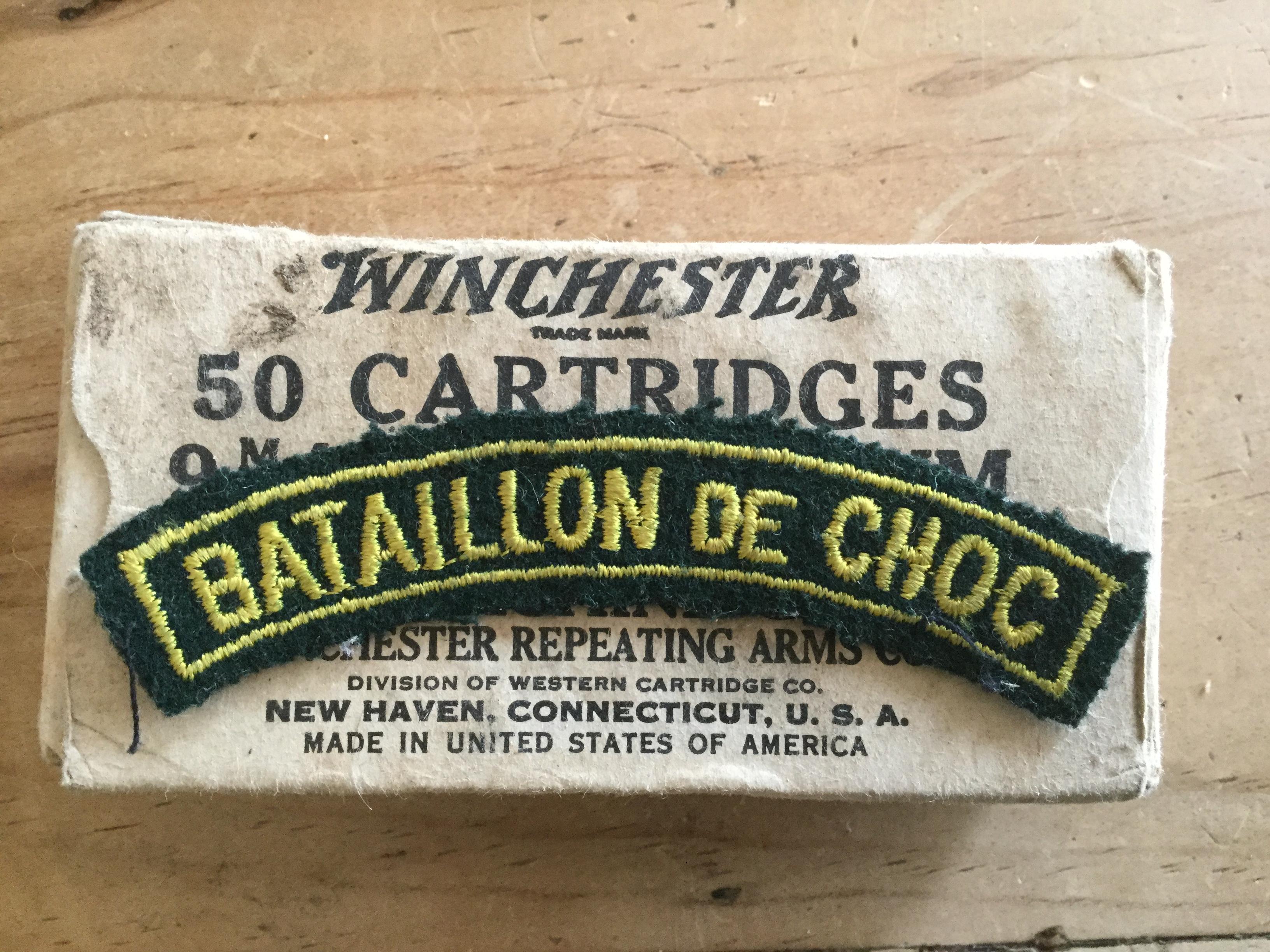 comment retrouver les anciens du  CA3eme bataillon de choc Amxma