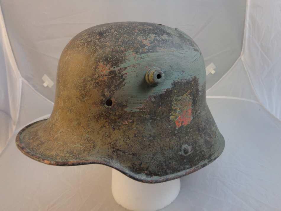 coque de casque sur brocante  Ax87g