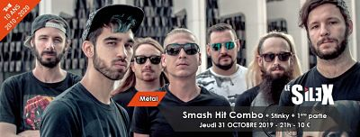 SMASH HIT COMBO [Auxerre - 89] > 31-10-2019