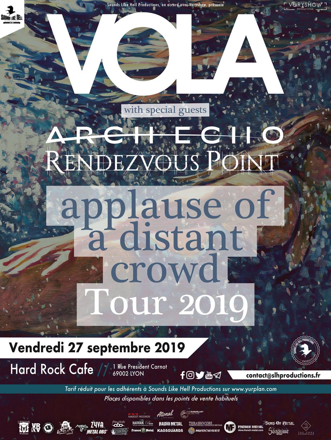 VOLA [Lyon - 69] > 27-09-2019
