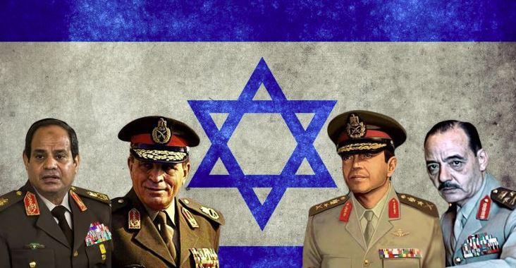 المفهوم الأمني المصري مقابل المفهوم الأمني الاسرائيلى
