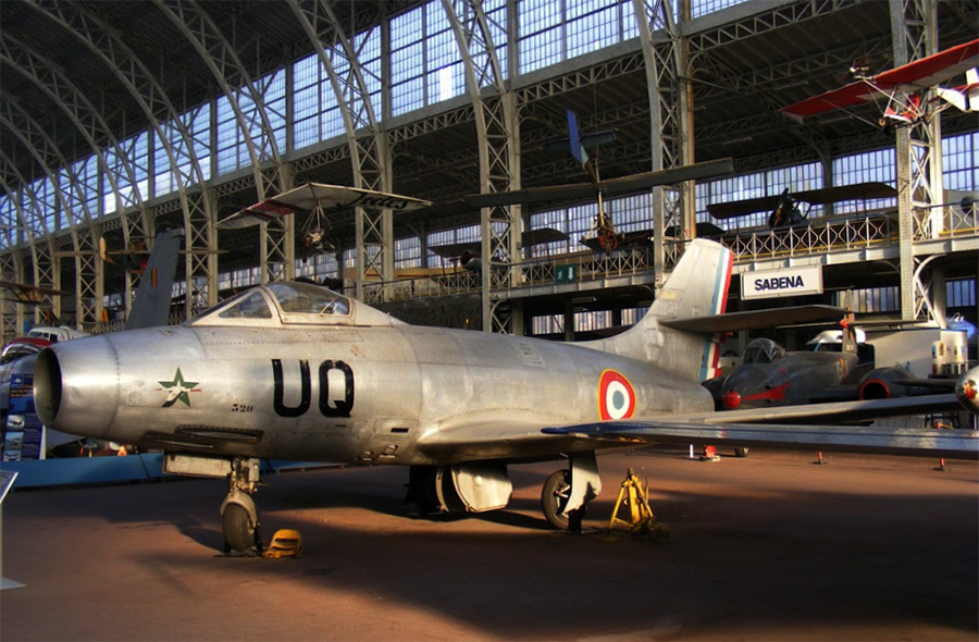 Brussels Air Museum - 18 novembre 2007 DYreE