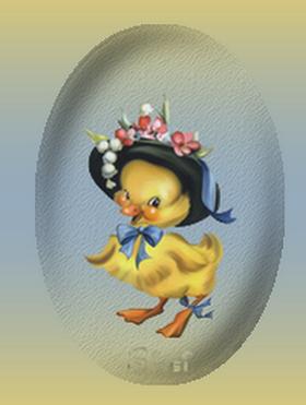 N° 62 Mini tuto base création d'œuf de pâques. DaVLl
