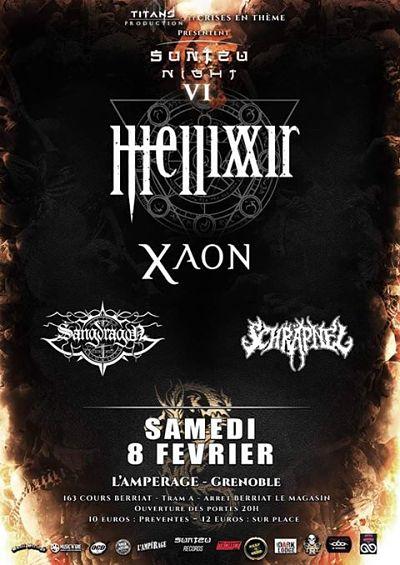 HELLIXXIR [Grenoble - 38] > 08-02-2020