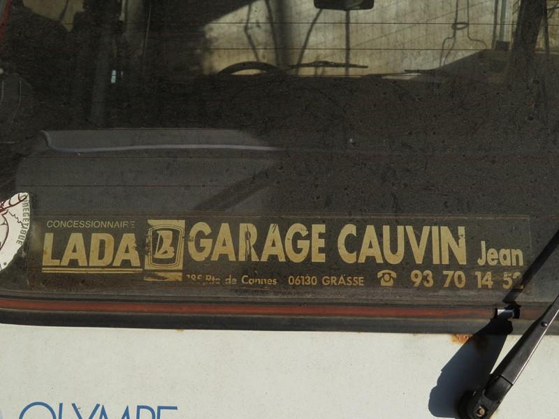 Le topic des anciennes crois es dans la rue rappel en p 1 for Garage cauvin grasse