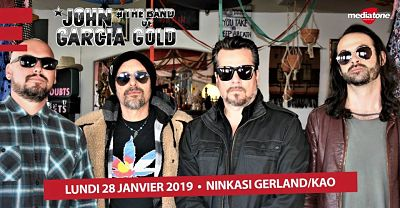 JOHN GARCIA [Lyon - 69] > 28-01-2019
