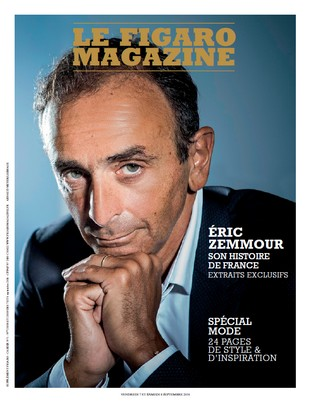Le Figaro Magazine - 7-8 Septembre 2018 sur Bookys