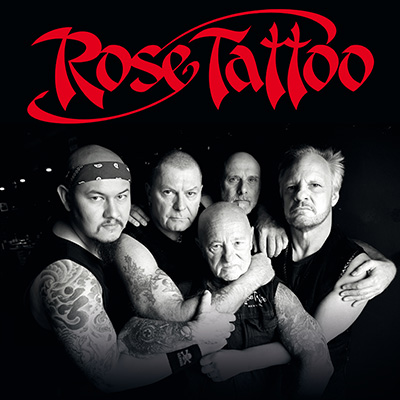 ROSE TATTOO [Lyon - 69] > 25-03-2020