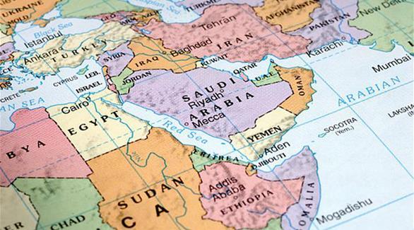 معارك الشرق الاوسط – وليد عبد الحي