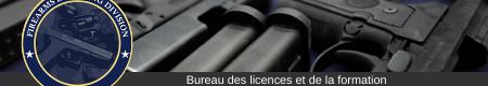 Licence d'armement