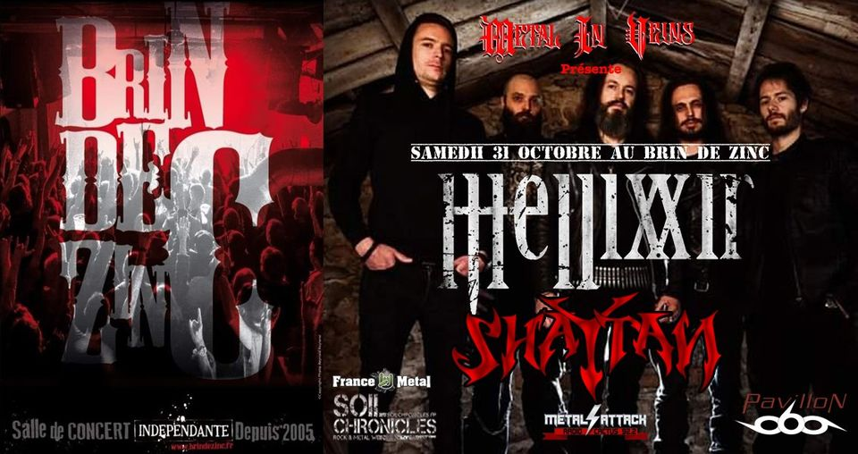 HELLIXXIR [Chambéry - 73] > 31-10-2020