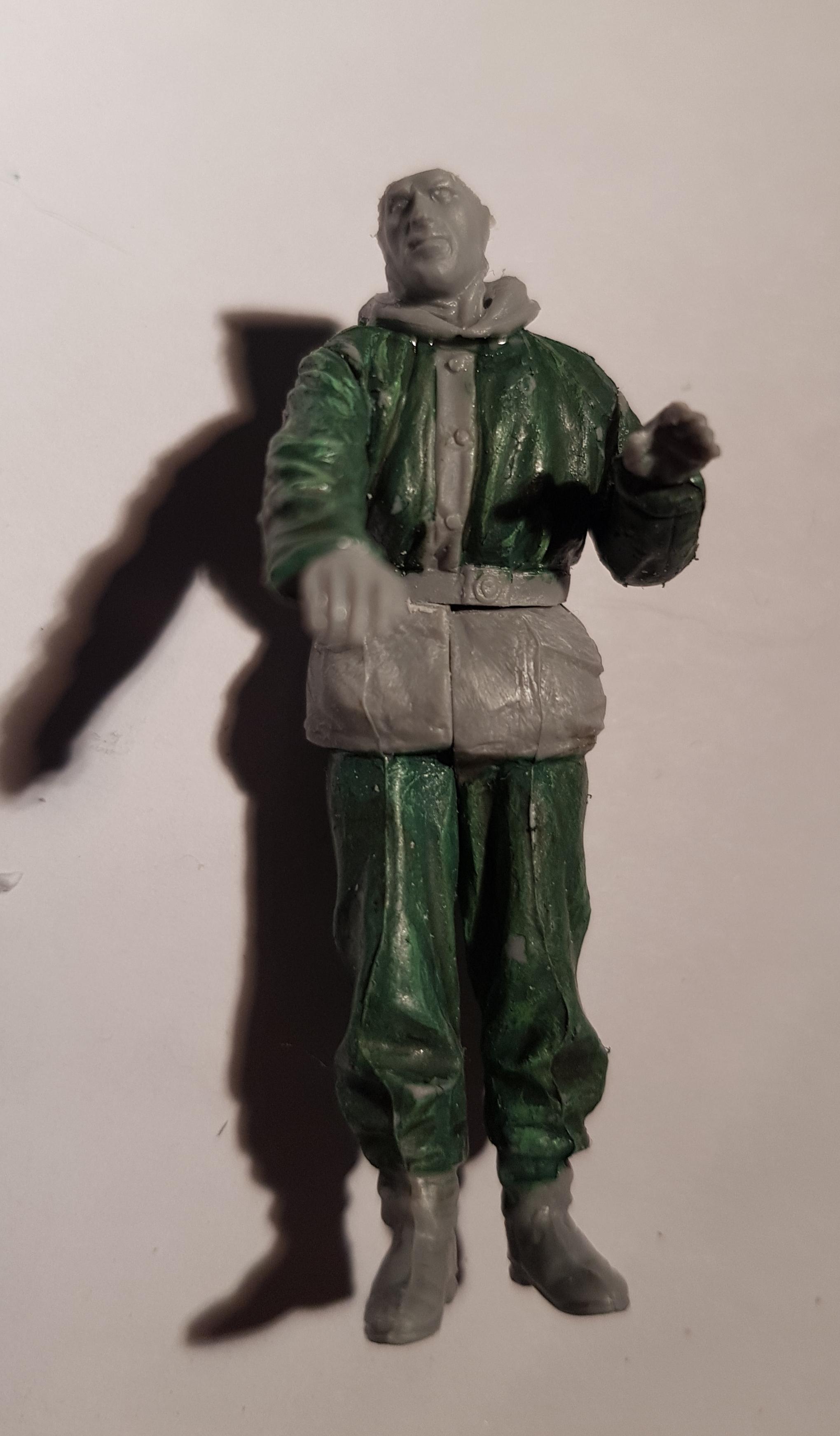 Infanterie allemande 1/35 GVqvK