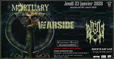 MORTUARY [Lyon - 69] > 23-01-2020