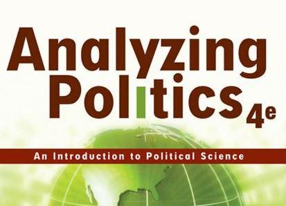 التحليل السياسي : مقدمة في العلوم السياسية