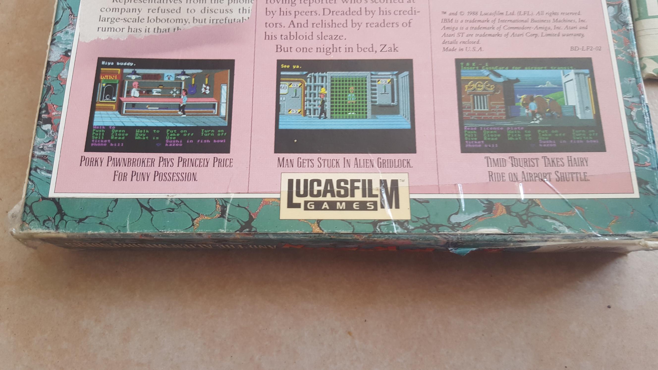 Vente ordinateurs et jeux Atari, Amiga, Amstrad et PC MAJ 20/01 - Page 6 GnEep