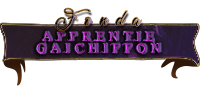Apprentie Gaichiffon - Fondatrice