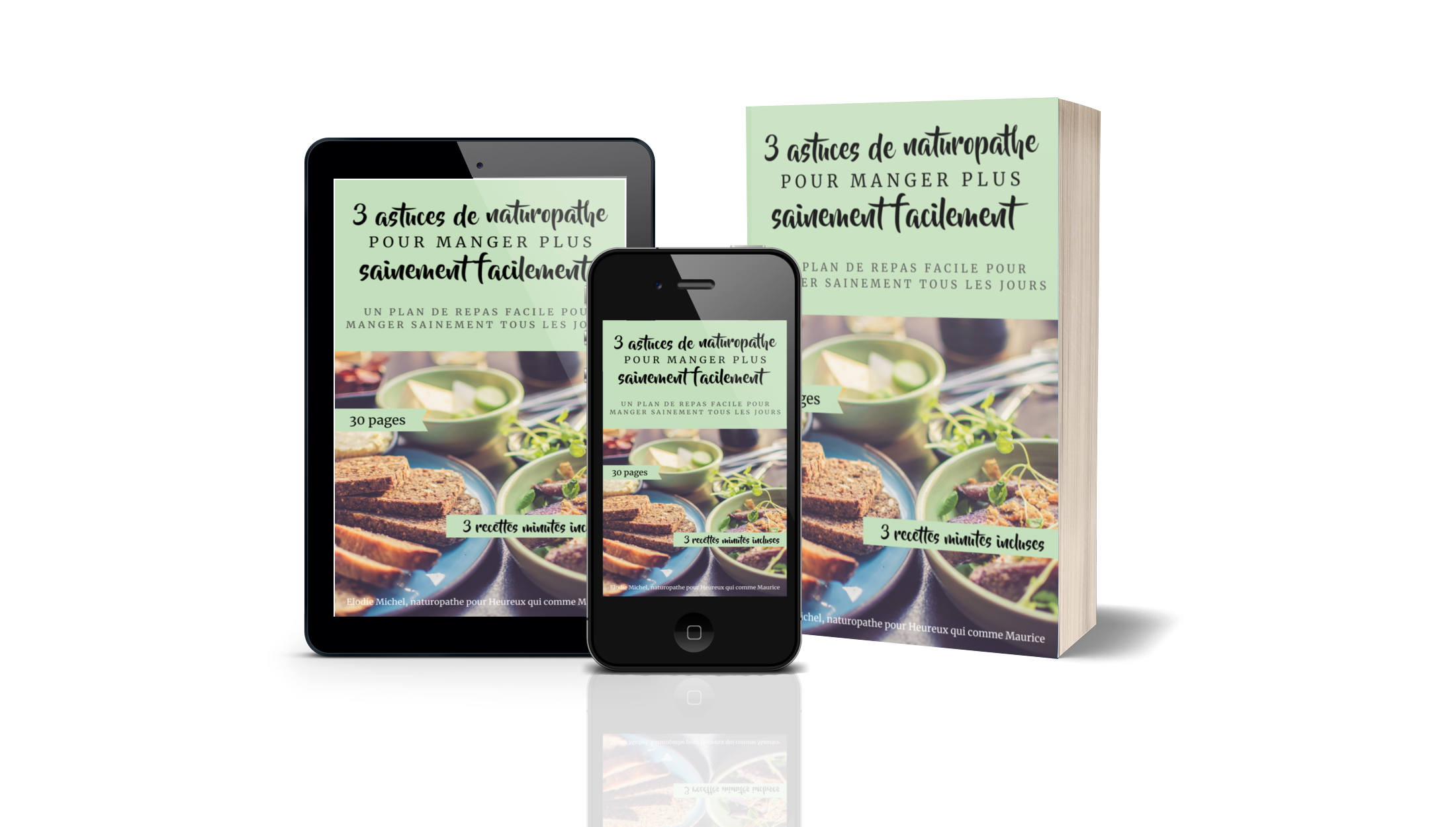 ebook de naturopathie gratuit Heureux qui comme Maurice