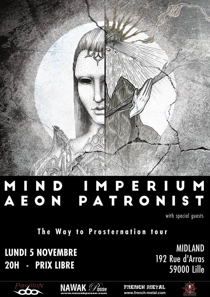 MIND IMPERIUM [Lille - 59] > 05-11-2018