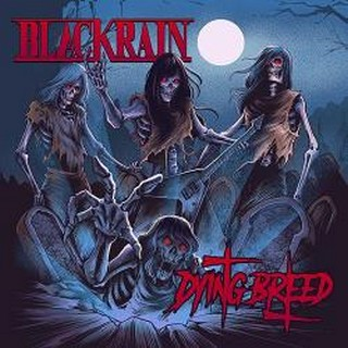 BLACK RAIN - Dying Breed