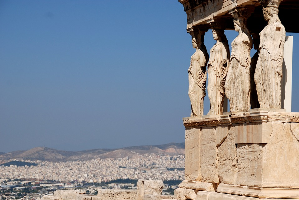 GRECE - Le Parthénon JVN3O