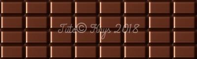 """N° 64 PFS collage spécial - assembler le collage """" Le chocolat """" JYDdx"""