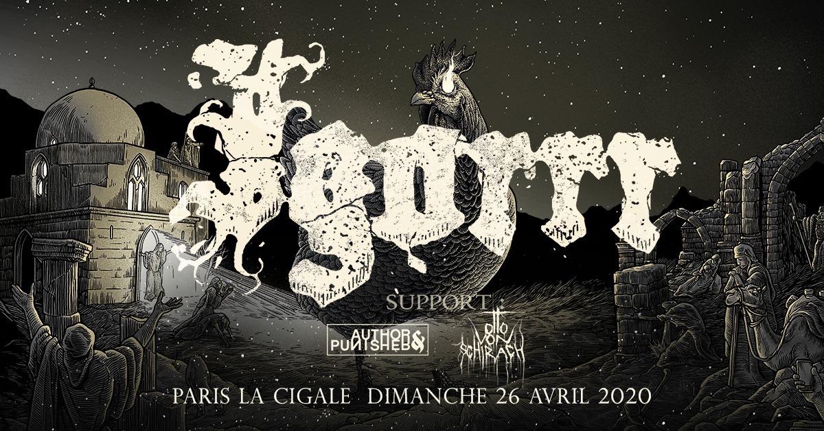 IGORRR [Paris - 75] > 26-04-2020