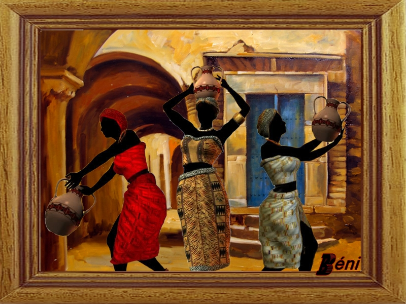 Défi femme Africaine JogDo