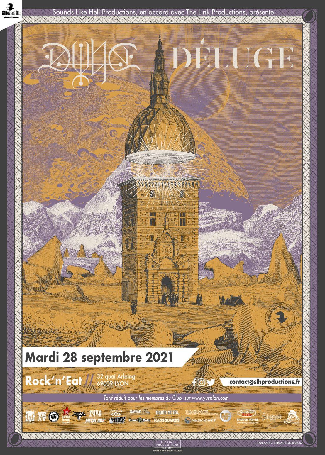 DVNE [Lyon - 69] > 28-09-2021
