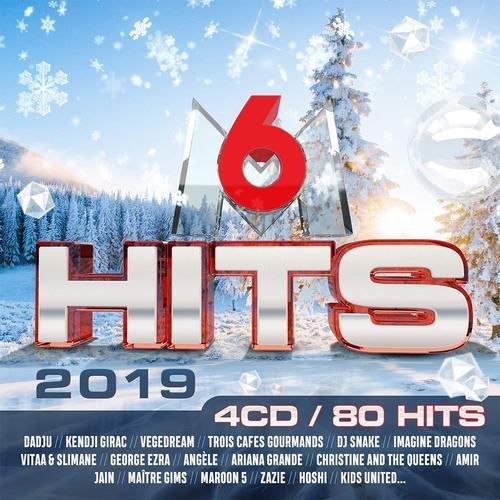 VA. M6 Hits 2019 (4CD) [Mp3-320Kbps]