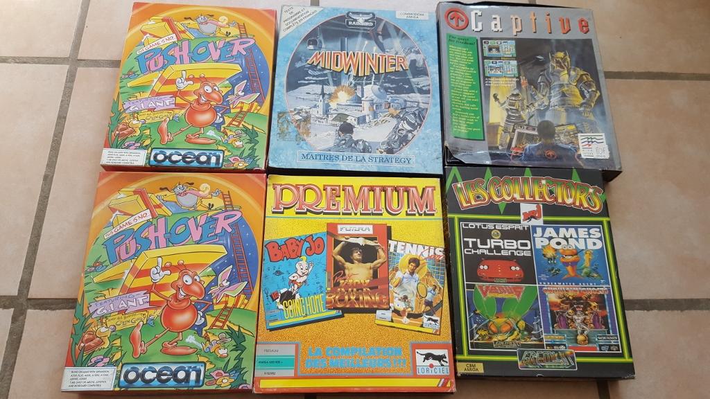 Vente ordinateurs et jeux Atari, Amiga, Amstrad et PC MAJ 20/01 KaNjm