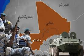 بحث حول الحرب في مالي
